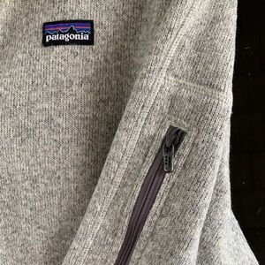 Patagonia Sweaters - Patagonia Better Sweater Quarter Zip